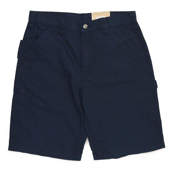 Carhartt Work Shorts Loose Original Fit B147 カーハート キャンバス ワークショーツ ハーフパンツ [新品(IRREGULAR)] [009]