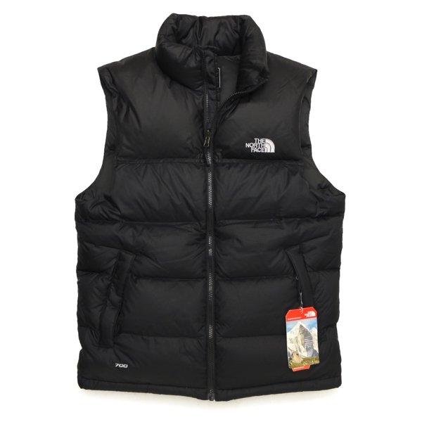 The North Face Men's Nuptse Vest 700 Fill ザノースフェイス ヌプシベスト ダウンベスト [新品] [070]
