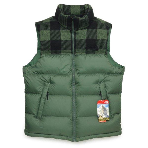 The North Face Men's Nuptse Vest 700 Fill ザノースフェイス ヌプシベスト ダウンベスト [新品] [071]
