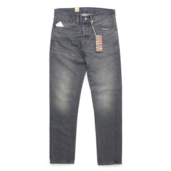 RRL DoubleRL Slim Narrow Jeans ダブルアールエル スリムナロー ブラックジーンズ ジーパン セルビッジデニム USA製【$390】 [新品] [032]