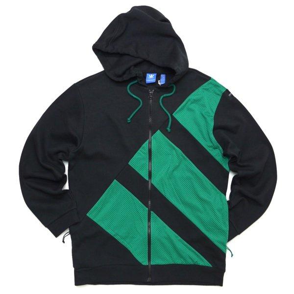 adidas Originals EQT FZ Hoodie アディダスオリジナルス エキップメント フルジップ フーディー パーカー [新品] [019]
