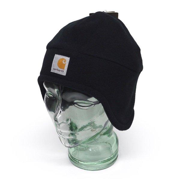 Carhartt カーハート フリースキャップ 耳当て付き マスク付き 防寒キャップ 目出し帽 ニットキャップ 帽子 [新品] [003]