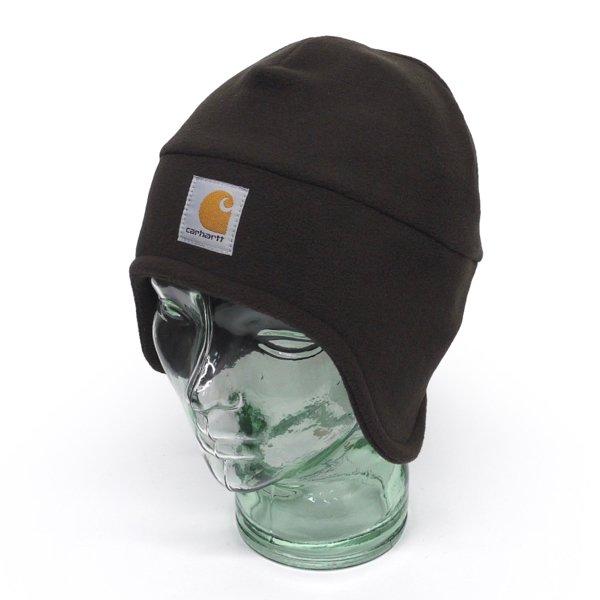 Carhartt カーハート フリースキャップ 耳当て付き マスク付き 防寒キャップ 目出し帽 ニットキャップ 帽子 [新品] [004]