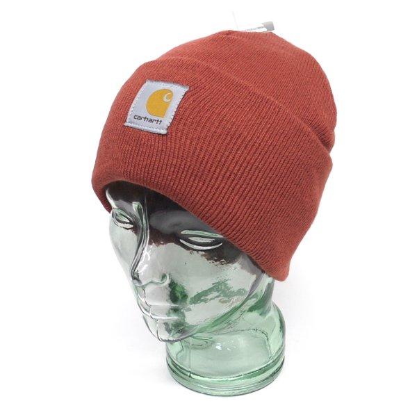 Carhartt カーハート ニットキャップ ワッチキャップ ワークキャプ 帽子 [新品] [008]