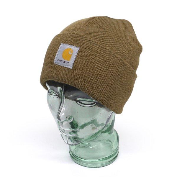 Carhartt カーハート ニットキャップ ワッチキャップ ワークキャプ 帽子 [新品] [009]