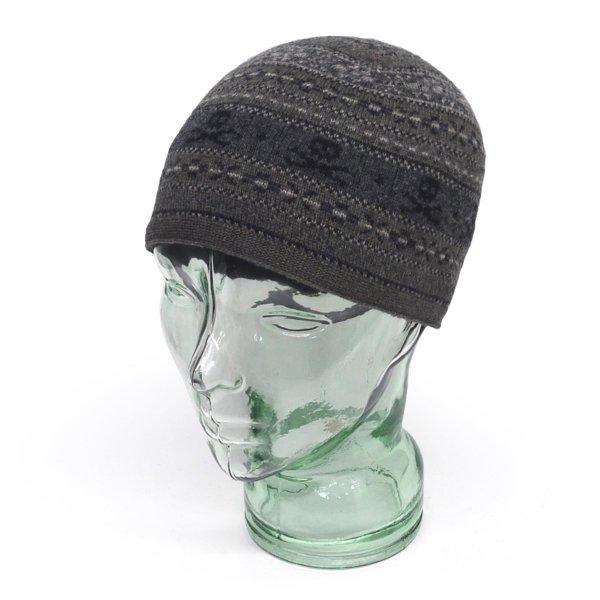 Polo Ralph Lauren ポロラルフローレン スカル&フェアアイル ニットキャップ ニット帽 帽子(Kid's) [新品] [042]