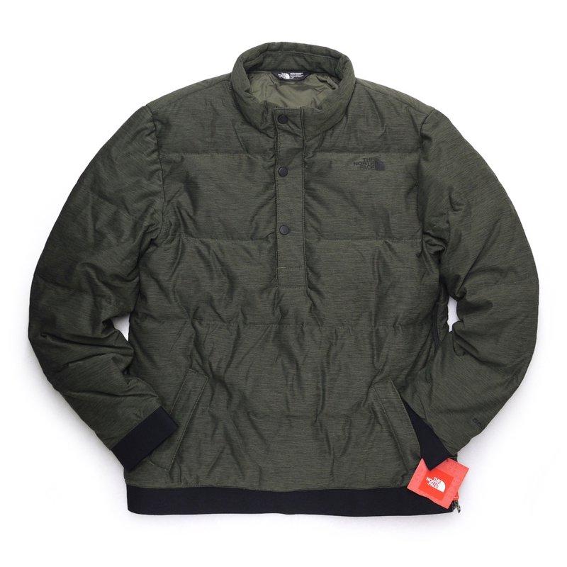 The North Face Eros Pullover Down Jacket 550Fill ザノースフェイス プルオーバー ダウンジャケット 海外モデル [新品] [072]