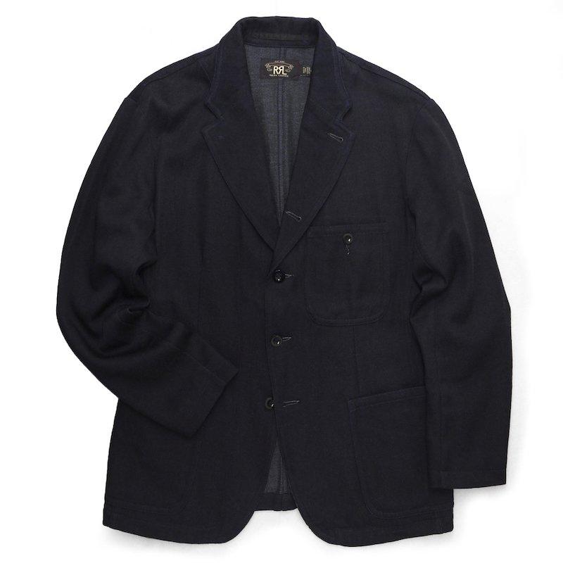 RRL Hospital Sportcoat・Double RL ダブルアールエル ビンテージ ツイルジャケット テーラードジャケット ブレザー【$790】 [新品] [014]