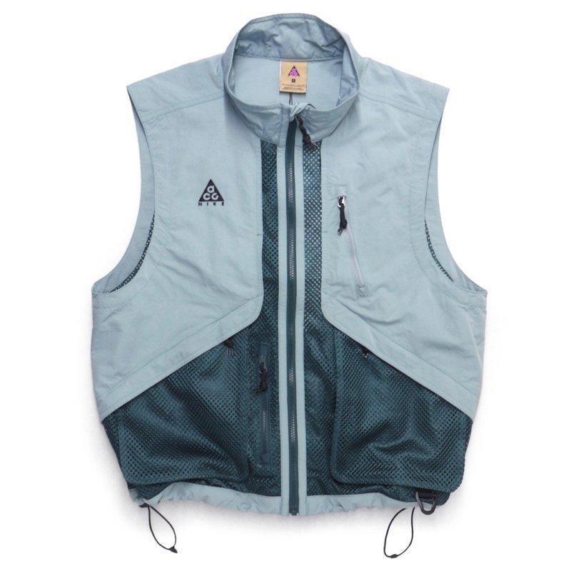 Nike ACG Vest ナイキ ナイロンメッシュ アウトドアベスト[新品][NIKE-009-VEST]