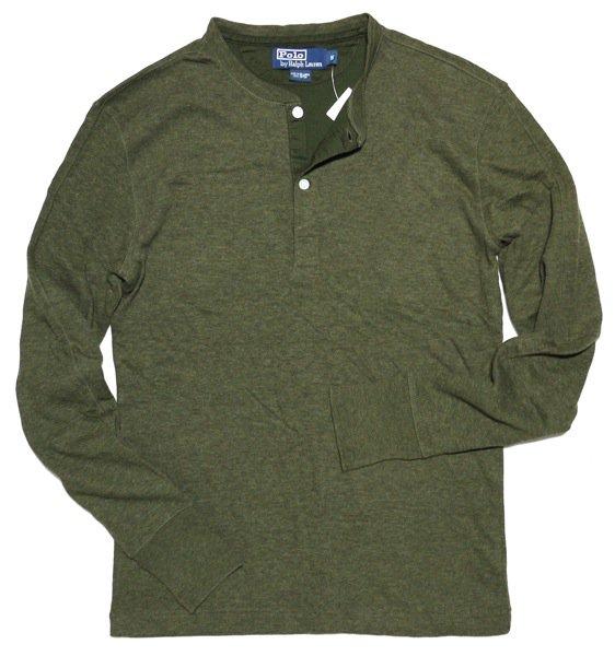 Polo Ralph Lauren ポロラルフローレンサーマルシャツ-004