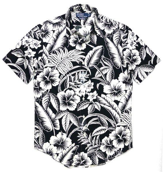 Polo Ralph Lauren ポロラルフローレン半袖シャツ-042【$125】