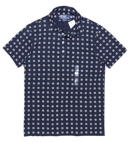 Polo Ralph Lauren ポロラルフローレン半袖ポロシャツ-015【$79.50】
