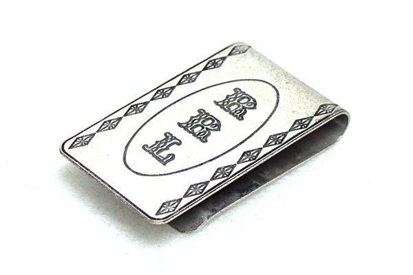 RRL (ダブルアールエル) マネークリップ-001