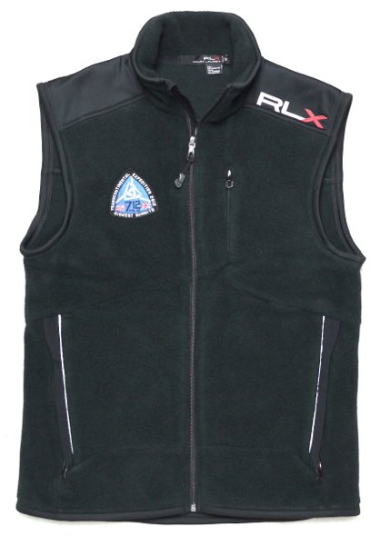 RLX (アールエルエックス ラルフローレン) フリースベスト-002【$178】