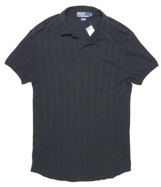 Polo Ralph Lauren ポロラルフローレンリブニットポロシャツ-006【$85】