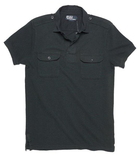 Polo Ralph Lauren ポロラルフローレン鹿の子ポロシャツ-007【$89.50】