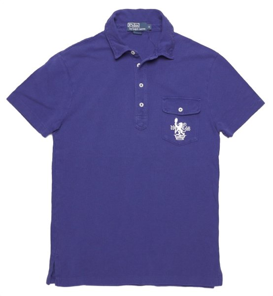 Polo Ralph Lauren ポロラルフローレン鹿の子ポロシャツ-016【$89.50】