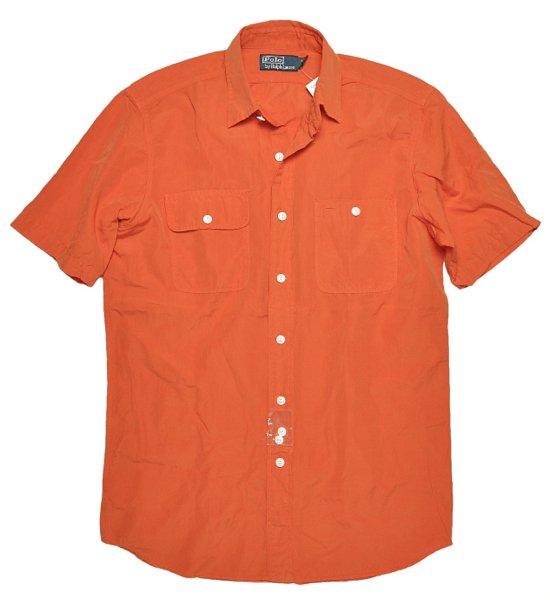 Polo Ralph Lauren ポロラルフローレン半袖ワークシャツ-033