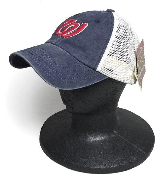 Cooperstown Ballcap (クーパーズタウン ボールキャップ) メッシュキャップ-001