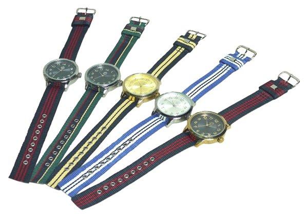 Brooks Brothers ブルックスブラザーズ リボンベルト リストウォッチ 腕時計 [新品] [001]