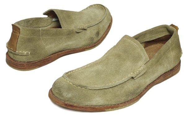 Timberland Boot Company (ティンバーランド ブーツカンパニー) スウェードローファー-009【$300】