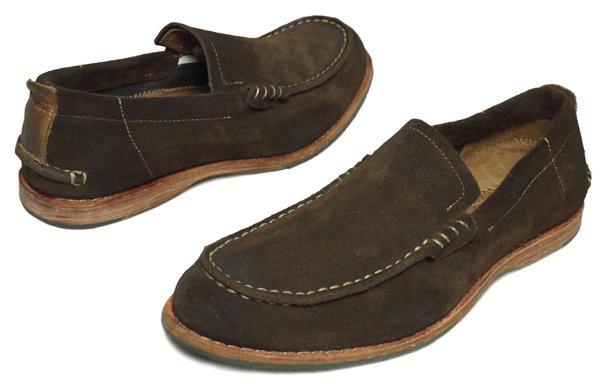Timberland Boot Company (ティンバーランド ブーツカンパニー) スウェードローファー-011【$300】