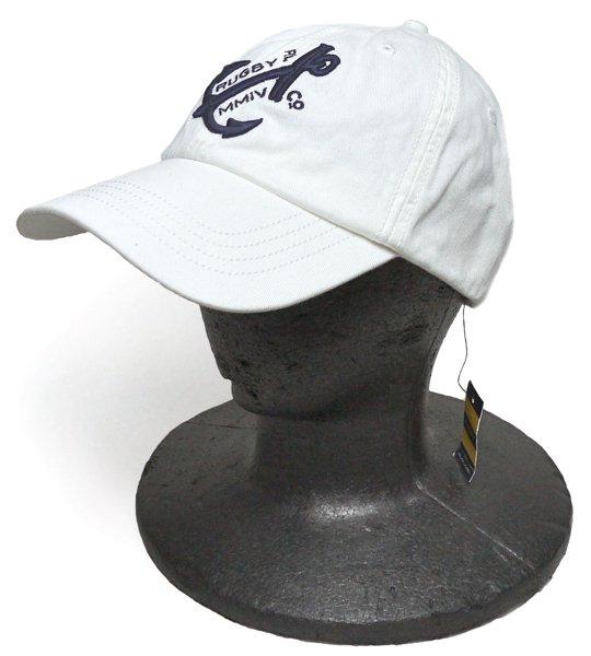 Rugby Ralph Lauren ラグビーラルフローレン マリンキャップ ベースボールキャップ 帽子 [新品] [029]