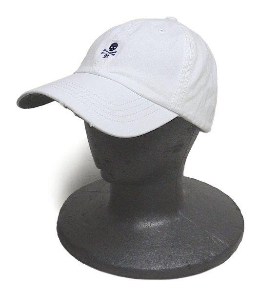 Rugby Ralph Lauren ラグビーラルフローレン スカルロゴ ベースボールキャップ 帽子 [新品] [014]
