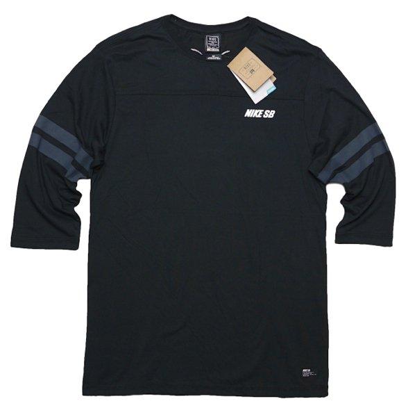Nike SB × Send Help ナイキ ヱスビー 七分袖 フットボールTシャツ [新品] [005]