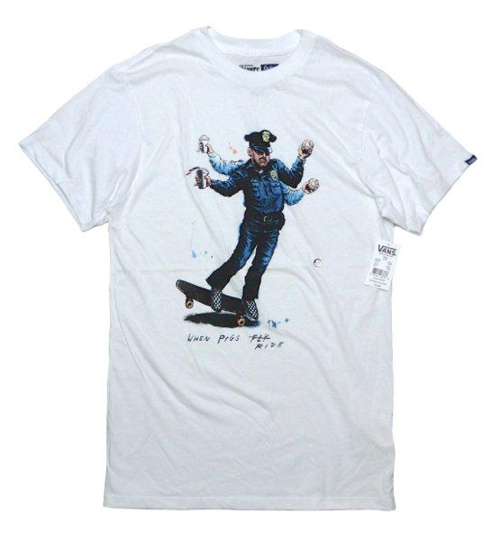 Vans バンズ スケートプリントTシャツ [新品] [014]