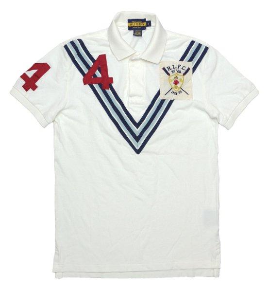 Rugby Ralph Lauren ラグビー ラルフローレン 鹿の子ポロシャツ【$75】[新品] [010]