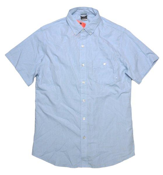 Nike 6.0 ナイキ 半袖 ボタンダウン ストライプシャツ [新品] [001]