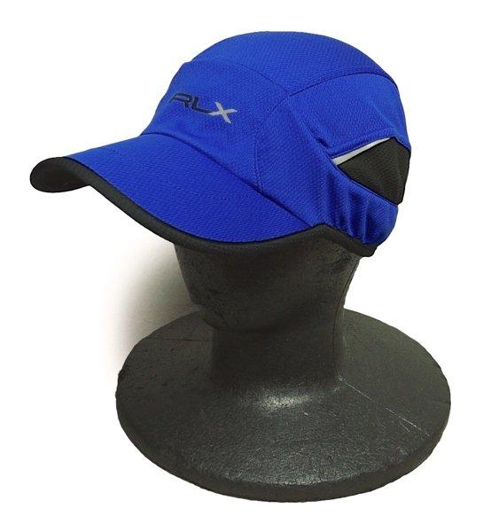 RLX Ralph Lauren アールエルエックス ラルフローレン ジェットキャップ スポーツキャップ 帽子 [新品] [015]