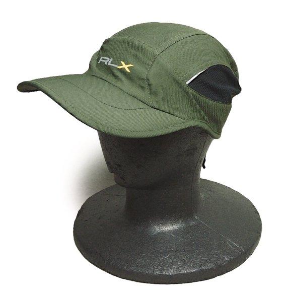 RLX Ralph Lauren アールエルエックス ジェットキャップ スポーツキャップ 帽子 [新品] [016]