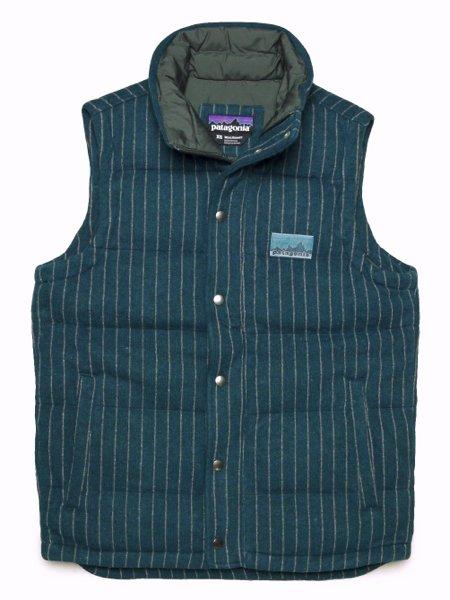Patagonia パタゴニア Quilt Again Vest キルトアゲインベスト ダウンベスト レガシー [新品] [001]
