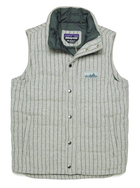Patagonia パタゴニア Quilt Again Vest キルトアゲインベスト ダウンベスト レガシーコレクション [新品] [002]