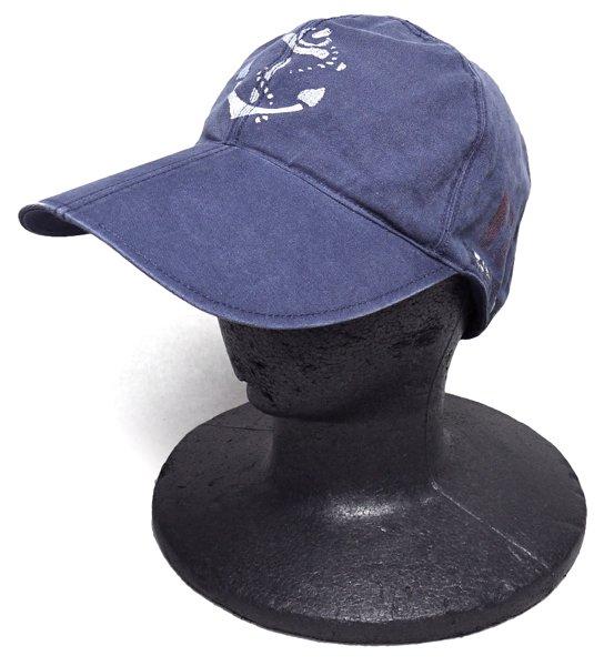 Rugby Ralph Lauren ラグビーラルフローレン U.S.Navy ミリタリーキャップ 帽子 [新品] [031]