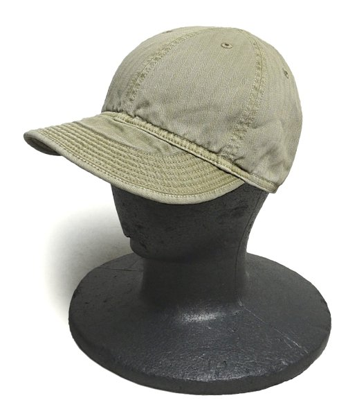 RRL ダブルアールエル エアフォース ミリタリーキャップ A-3 ワークキャップ 帽子 [新品] [016]