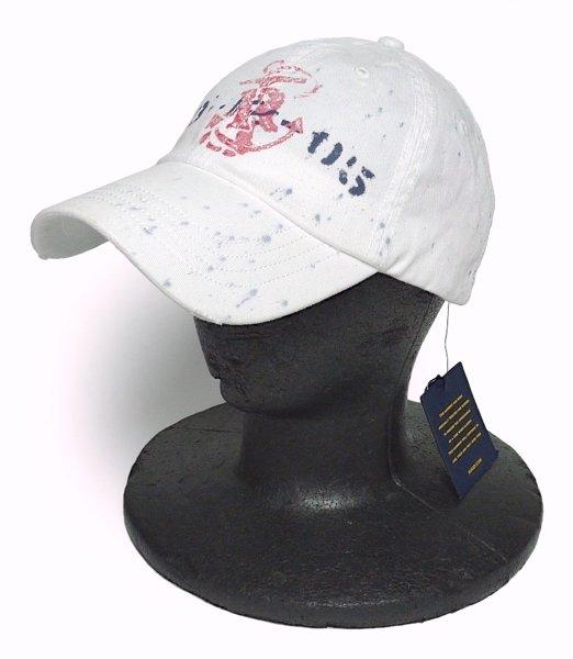 Rugby Ralph Lauren ラグビー ラルフローレン ベースボールキャップ 帽子 [新品] [015]