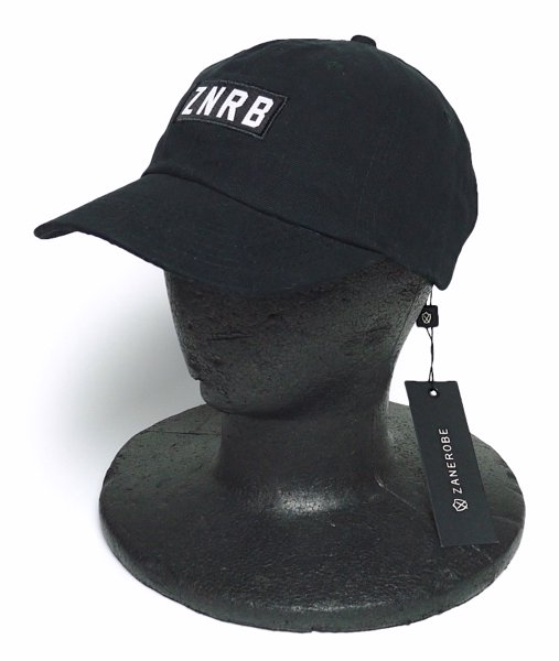 ZANEROBE ゼインローブ ストラップバック ベースボールキャップ 帽子 [新品] [001]