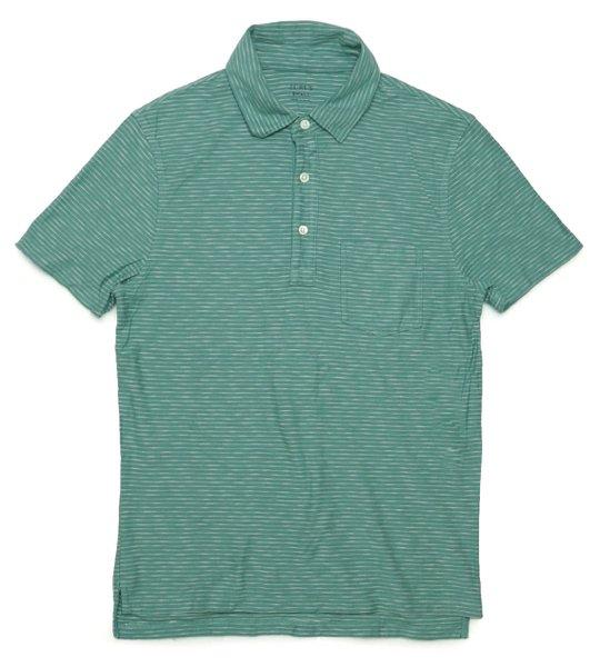 J.Crew ジェイクルー ボーダーポロシャツ [新品] [001]