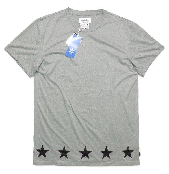 adidas Originals Star Tee アディダス オリジナルス スターTシャツ【$60】 [新品] [017]