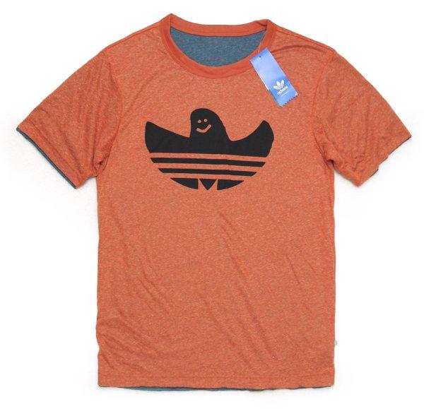 adidas Skateboarding アディダスSB + GONZ マークゴンザレス リバーシブルTシャツ [新品] [021]