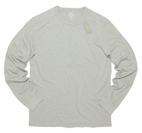 J.Crew ジェイクルー スラブニット サーマルシャツ 長袖Tシャツ [新品] [033]