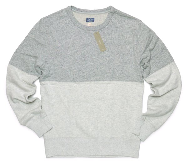 J.Crew Vintage Fleece ジェイクルー ビンテージスウェット【$85】 [新品] [005]