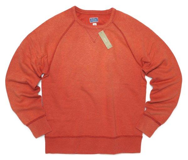 J.Crew Vintage Fleece ジェイクルー ビンテージスウェット [新品] [007]