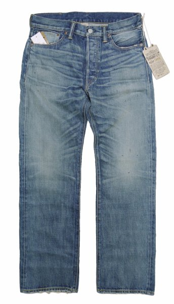 RRL Straight Leg ダブルアールエル ストレートジーンズ【$300】 [新品] [025]