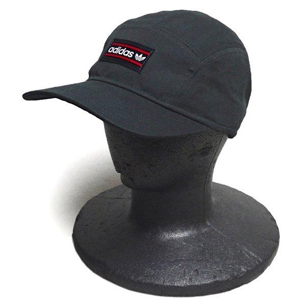 adidas アディダス ストラップバック ジェットキャップ 帽子 [新品] [001]