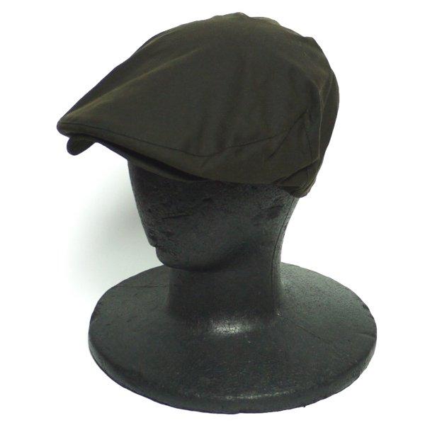 Barbour バブアー ワックスドコットン ハンチングキャップ 帽子 [新品] [013]