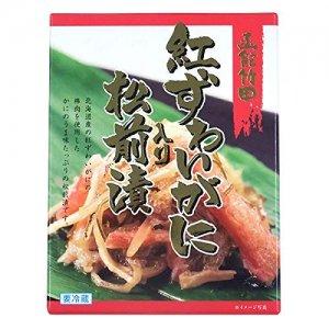 紅ズワイガニ入り松前漬 (170g×1個)